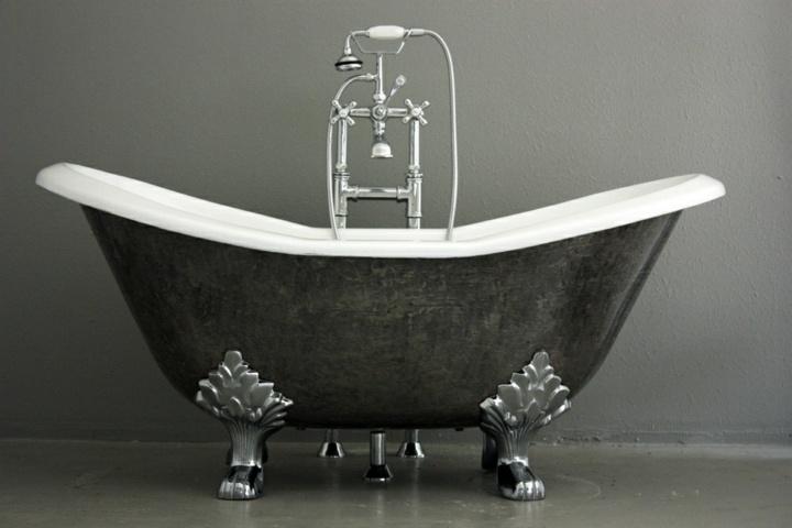 bañeras vintage detalles tendencias salidas puentes