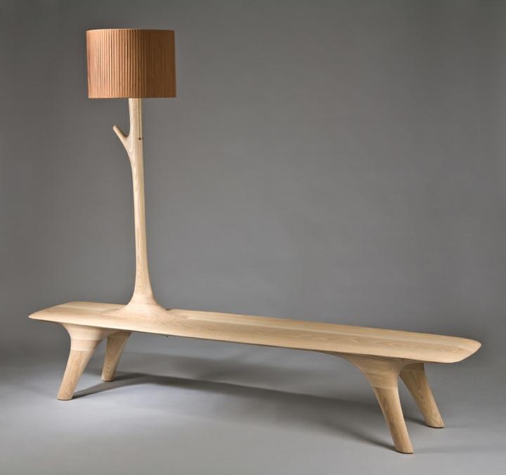 banco bajos cabeceros muebles colgantes