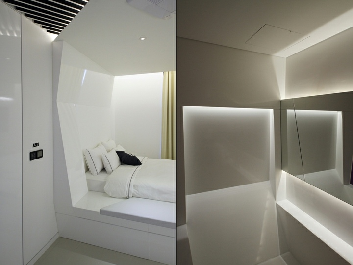 blanco detalles sitios muebles lineas