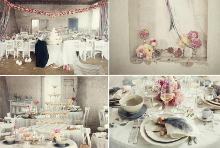 bodas vintage decoracion moderna