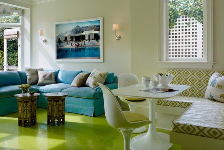 Decoraci n de salones modernos muebles y accesorios - Salones arabes modernos ...
