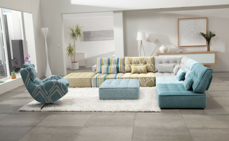 bonito conjunto muebles salón