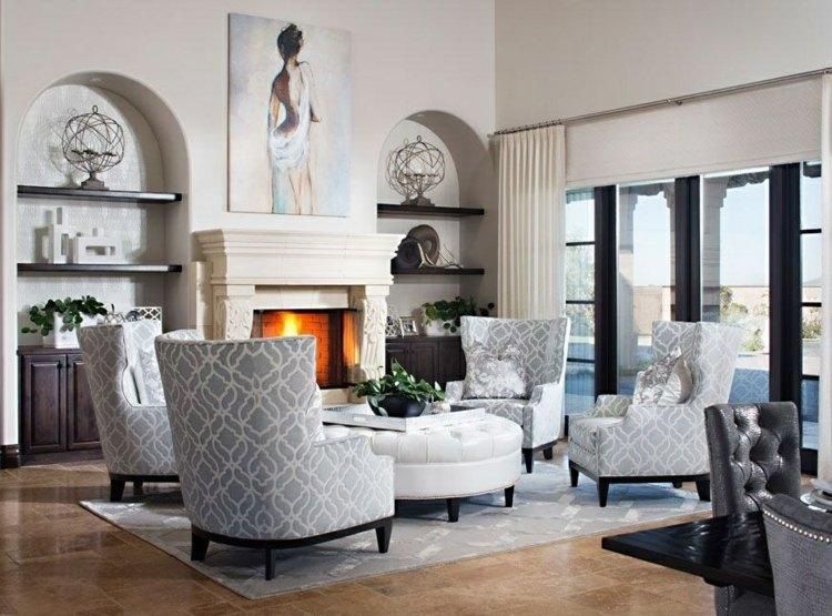 bonito diseño muebles estilo vintage