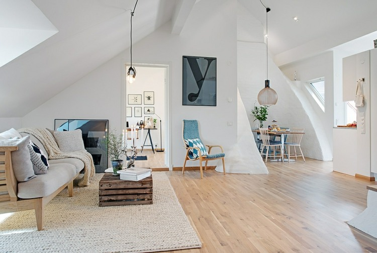 bonito interior estilo nordico