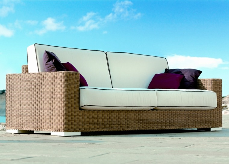 bonito diseño sofa moderno