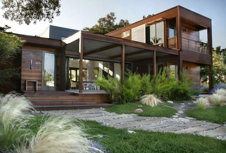 bonito diseo casa moderna