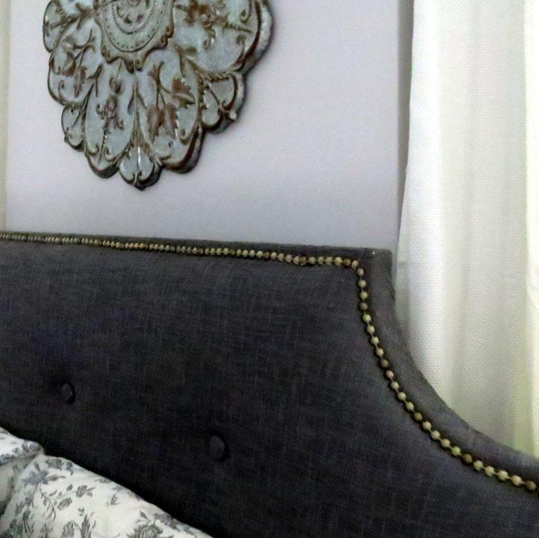 cabeceros tapizados diseño retro