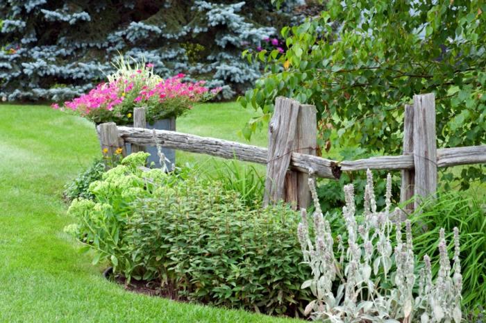 cesto plantas rosas decoraciones ideas flores