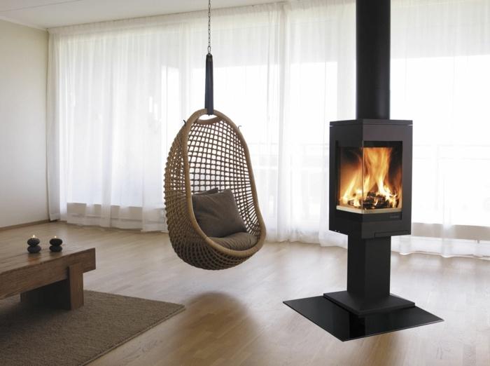 chimeneas decorado fuego salas calidas