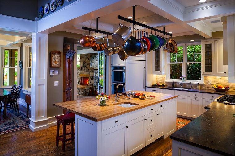 cocina-acogedora-estilo-americano-diseno-original