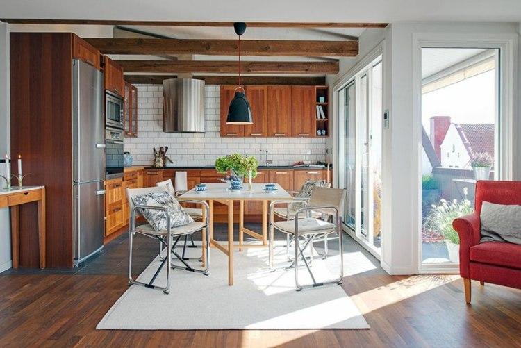 Dise os cocinas peque as modernas cincuenta modelos - Cocinas en ele ...