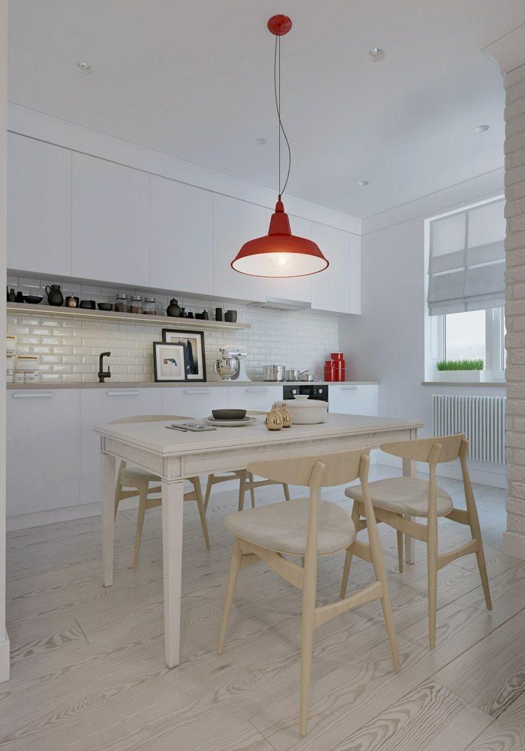 Dise os cocinas peque as modernas cincuenta modelos for Ver disenos de cocinas integrales