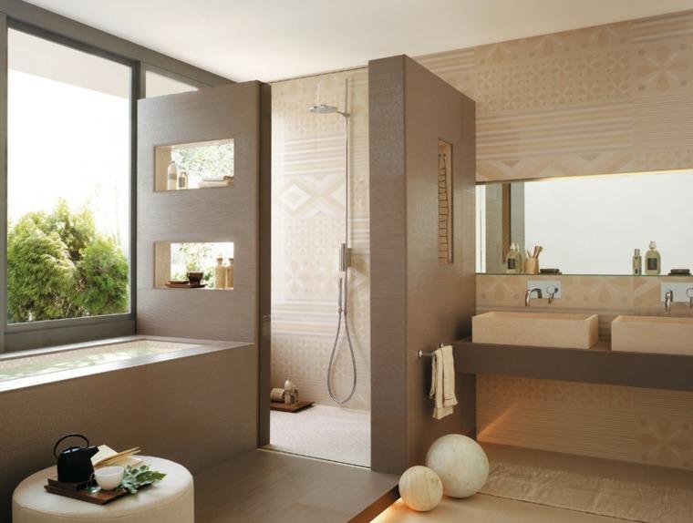 Ideas Baños Modernos:Imagenes de baños 102 ideas para espacios modernos -