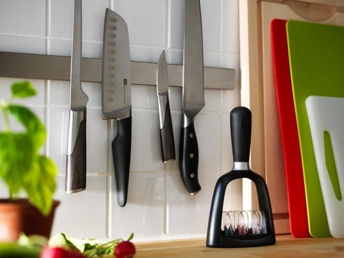 coloridas cocinas detalles magnetos tendencias