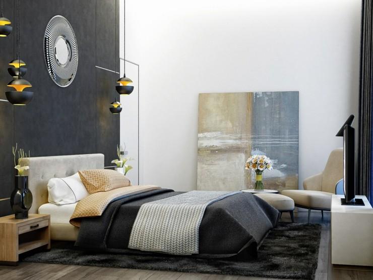 colorido siluetas decorado cuadros grises separadores