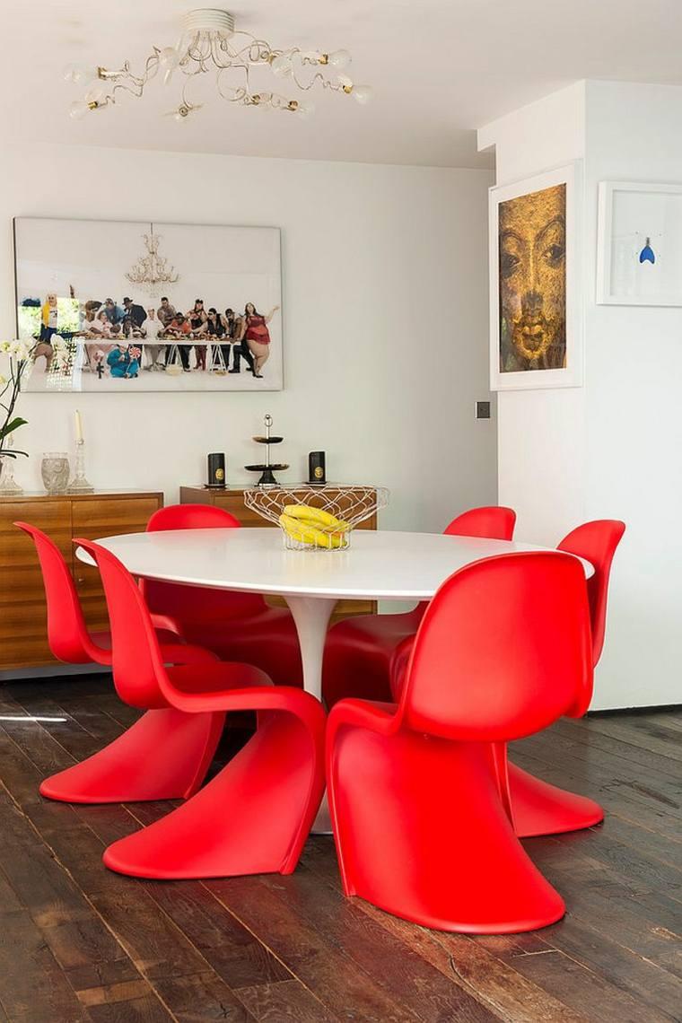 casa decor 65 ideas de acentos y detalles en rojo