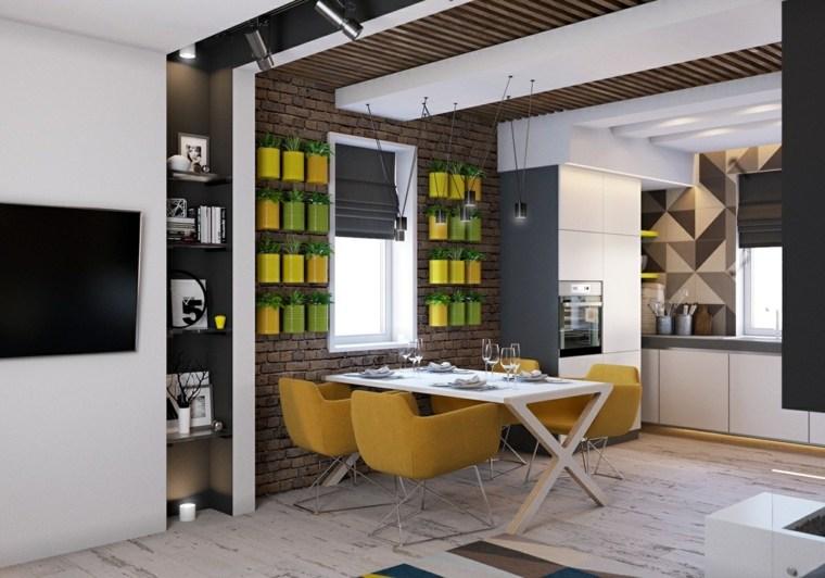 Muebles de comedor - 50 diseños para que elija el mejor -