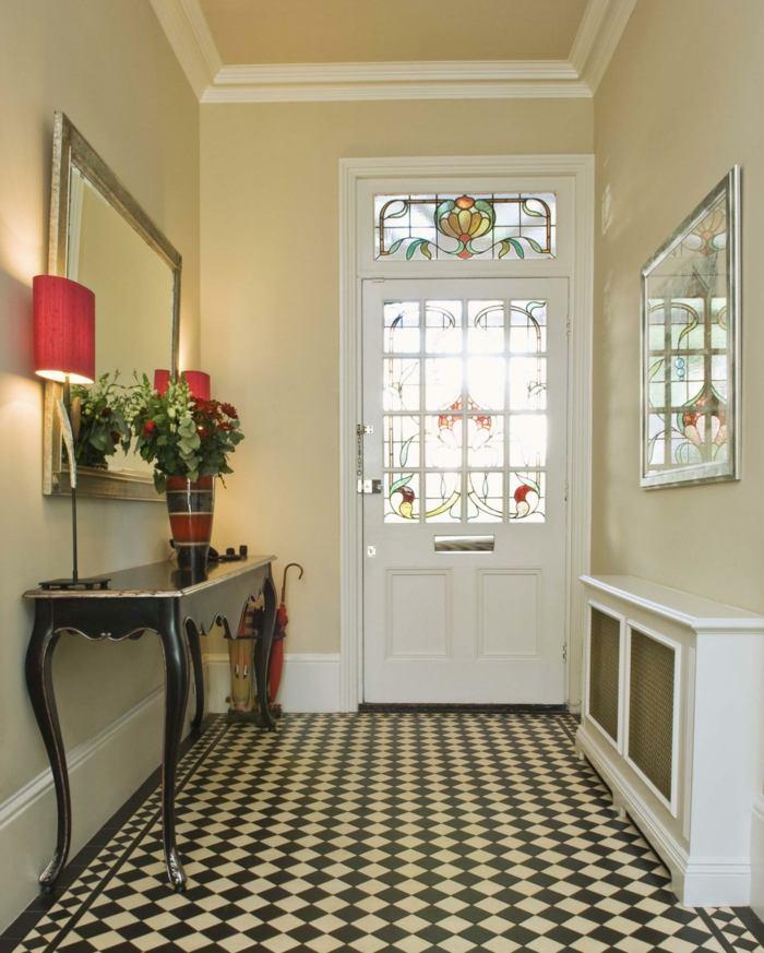 Como decorar pasillos 50 ideas geniales para el hogar - Entradas y pasillos ...
