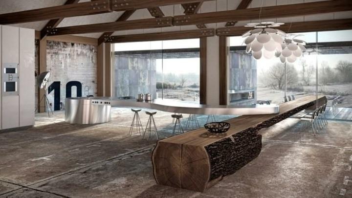 contrastes acabados soluciones muebles salones
