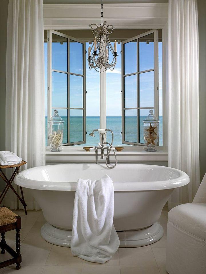 Cortinas De Baño Retro:cortinas diseños variacione muebles salones ventanas