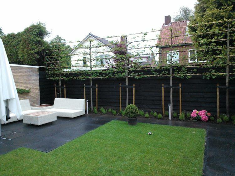 Minimalismo en el jard n 100 dise os paisaj sticos for Disenos jardines para patios pequenos