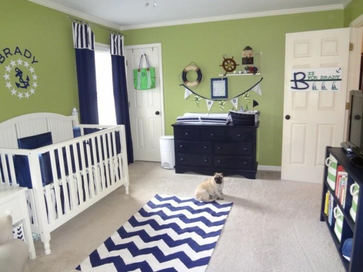 Habitacion decoracion marinera - Habitaciones infantiles marineras ...