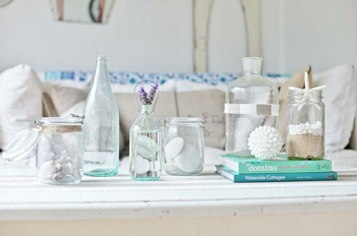 Diy Coastal Bathroom Decor: Decoracion Marinera, 50 Ideas Para Ambientes Frescos