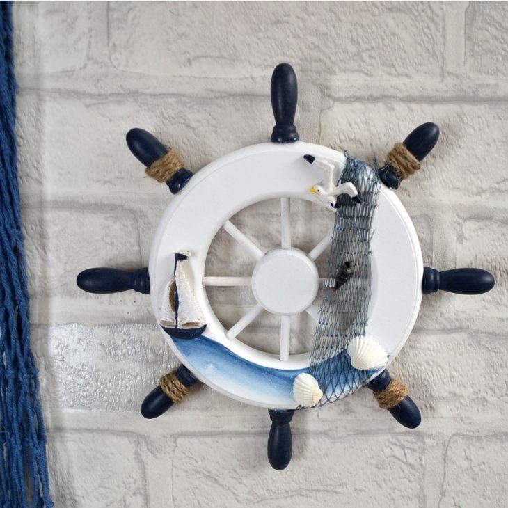 decoracion marinera salones barcos puentes