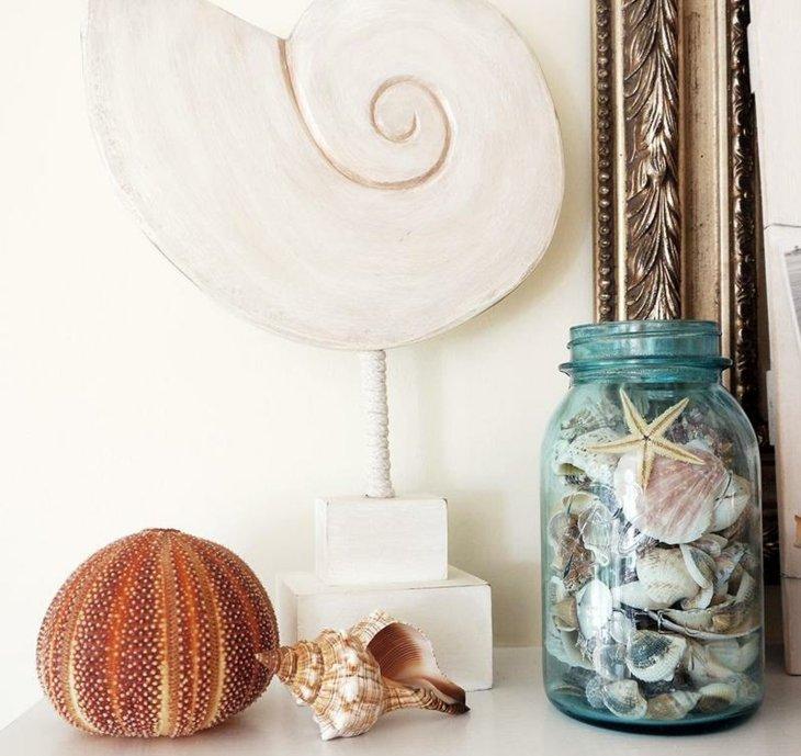 decoracion marinera salones detalles cristales centros