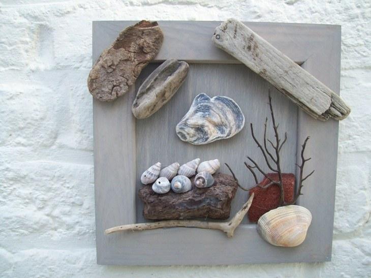 decoracion marinera salones detalles rocas