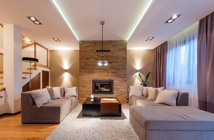 Decoracion paredes y más ideas para el diseño del salón