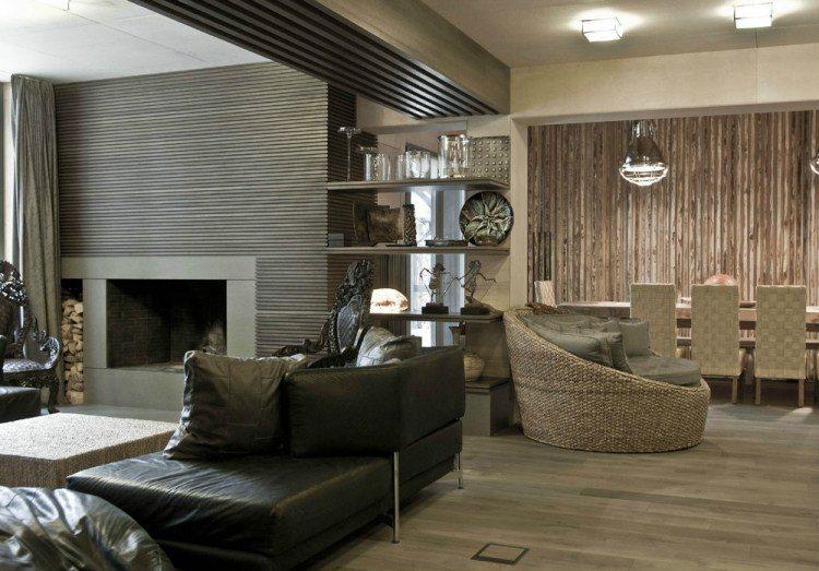 Wohnzimmer Modern Streichen Grau | mxpweb.com