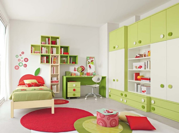 Decorar habitacion ni a 102 ideas para chicas ya mayores - Muebles para cuarto de nina ...