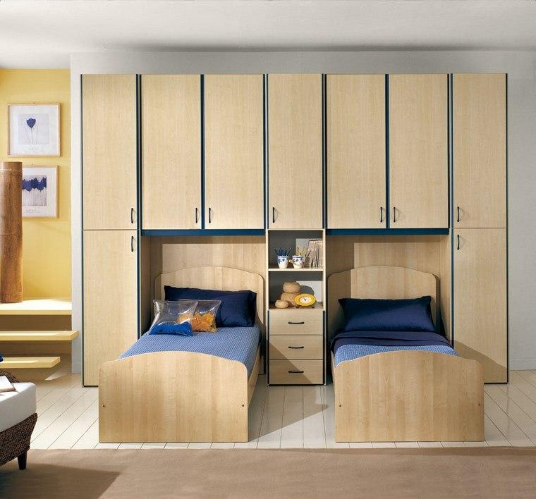 decorar-habitacion-nina-muebles-suelo-techo-madera
