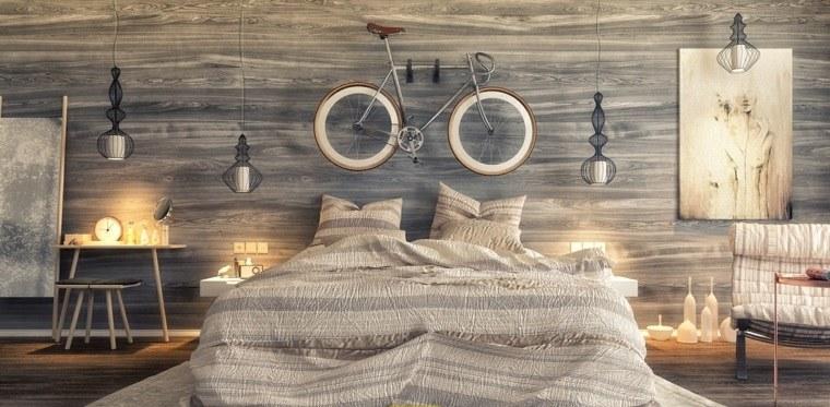detalles y mas opciones dormitorio moderno bicicleta aire ideas