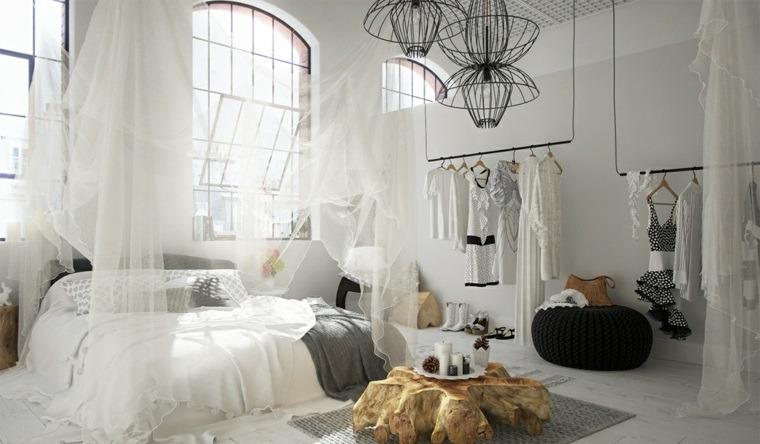 detalles y mas opciones dormitorio moderno mesita madera ideas