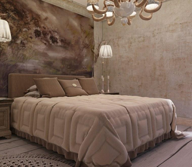 detalles opciones dormitorio moderno pared llamativa ideas