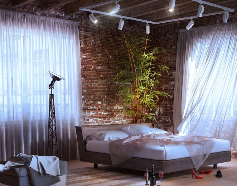 detalles opciones dormitorio moderno plantas ideas