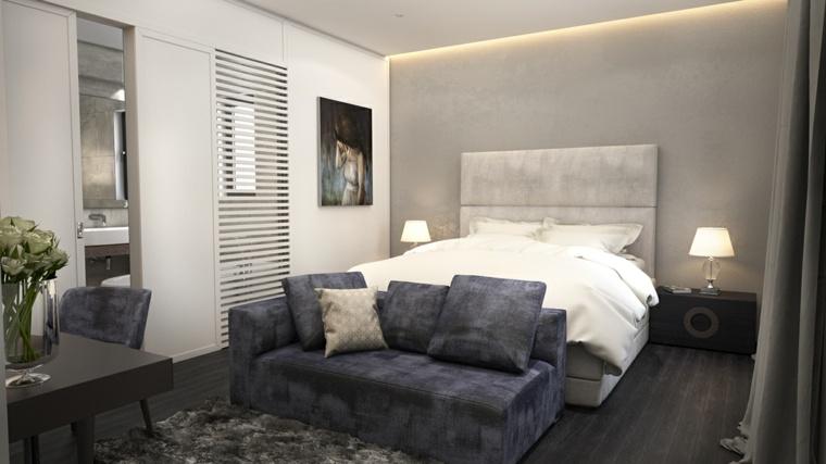 detalles opciones dormitorio moderno sillon precioso ideas