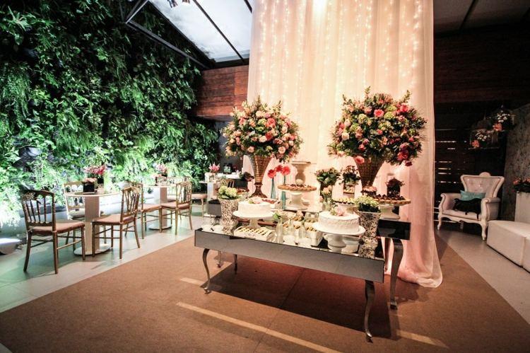 dieño interior moderno boda vintage