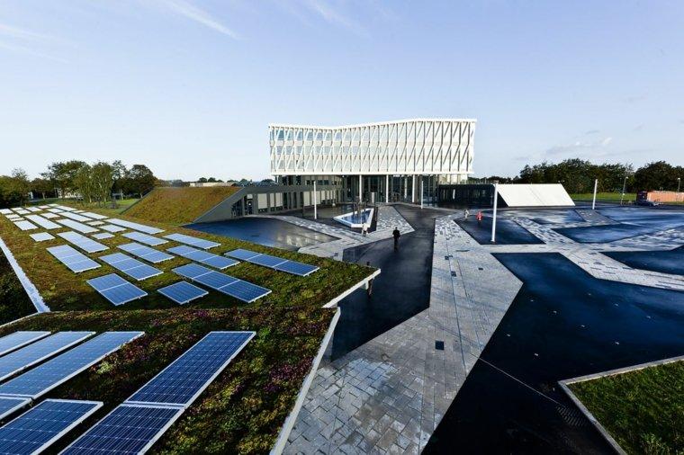 diseño Henning Larsen Architechts