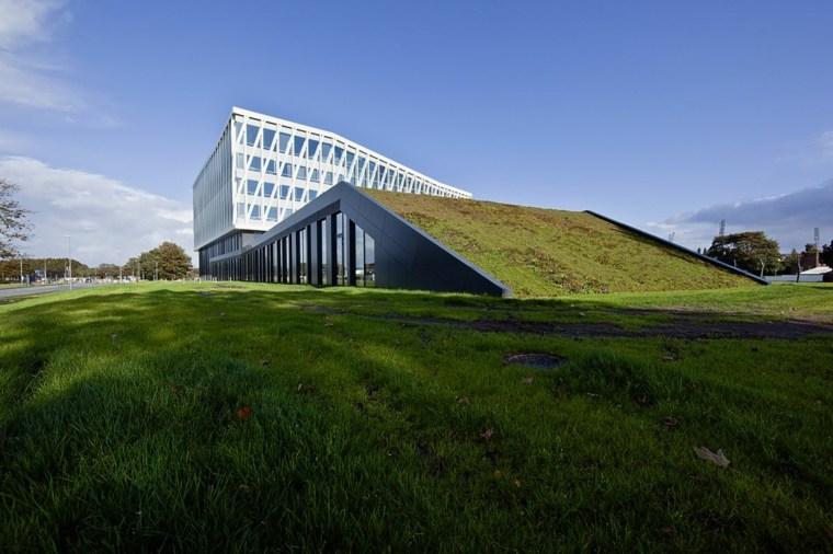 edificio moderno Henning Larsen Architechts