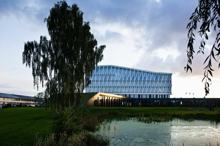 edificio Viborg Henning Larsen Architechts