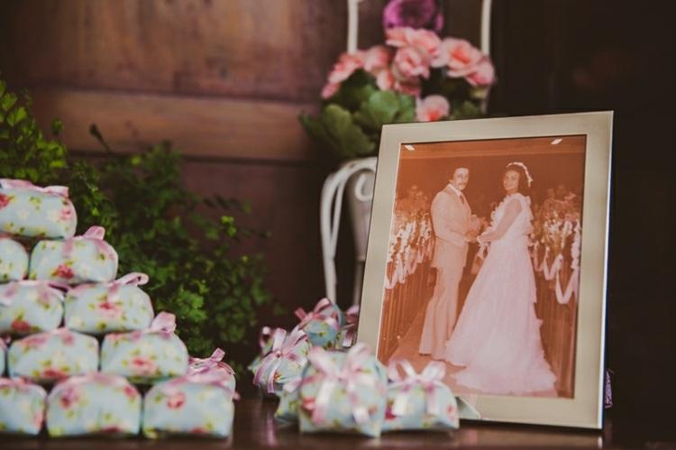 diseño decoracion de bodas vintage