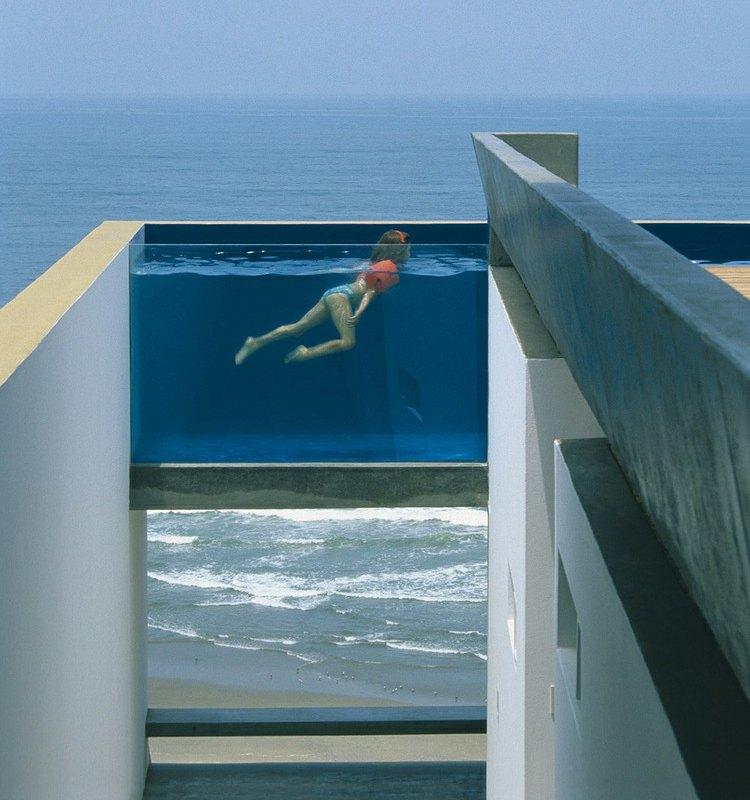 Piscinas de fibra de vidrio los 25 dise os m s modernos for Fabrica de piscinas de fibra de vidrio