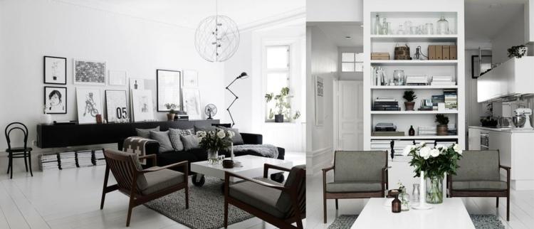 diseño decoraciones color gris