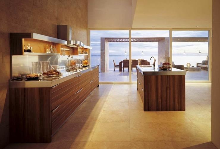 diseño italiano centrados muebles casas cristales