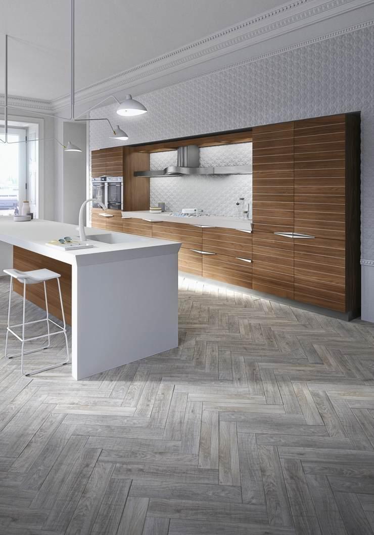 Diseño italiano, Snaidero la inigualable cocina Time. -