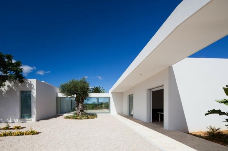 diseño jardines modernos climas aridos