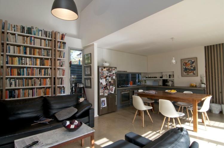 diseño piso apartamento loft moderno